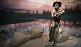John Muir Statue in Yosemite National Park | Macs Adventure