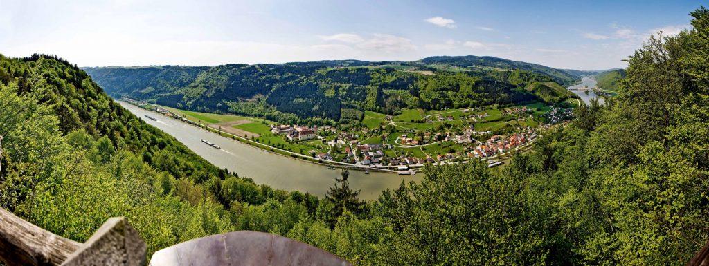 Danube loop