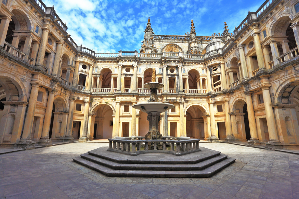 The Palace of the Templar in Tomar along the Camino Portugues | Macs Adventure