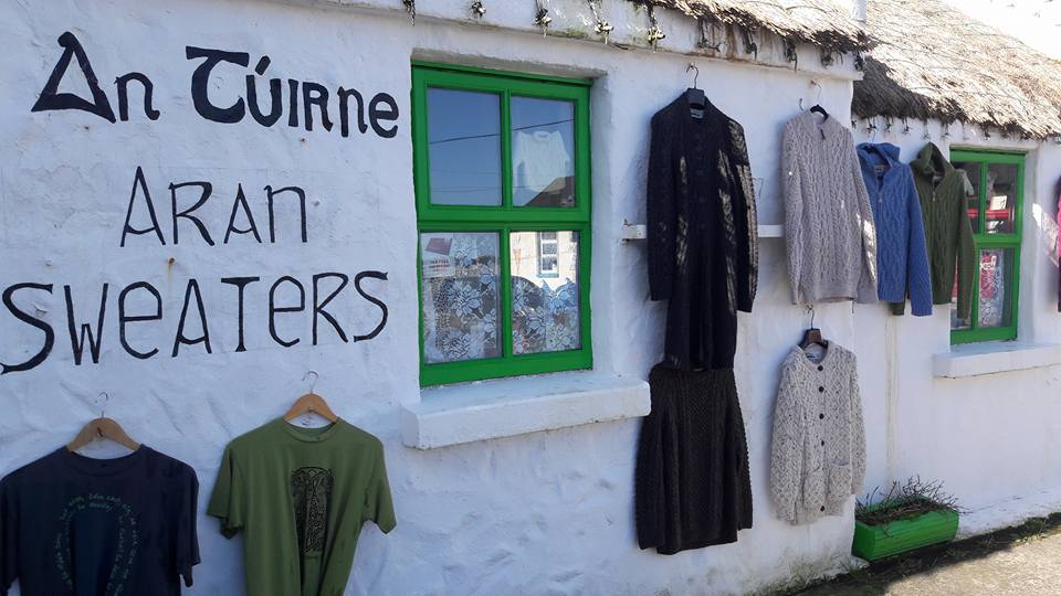 Aran Islands Aran Jumpers