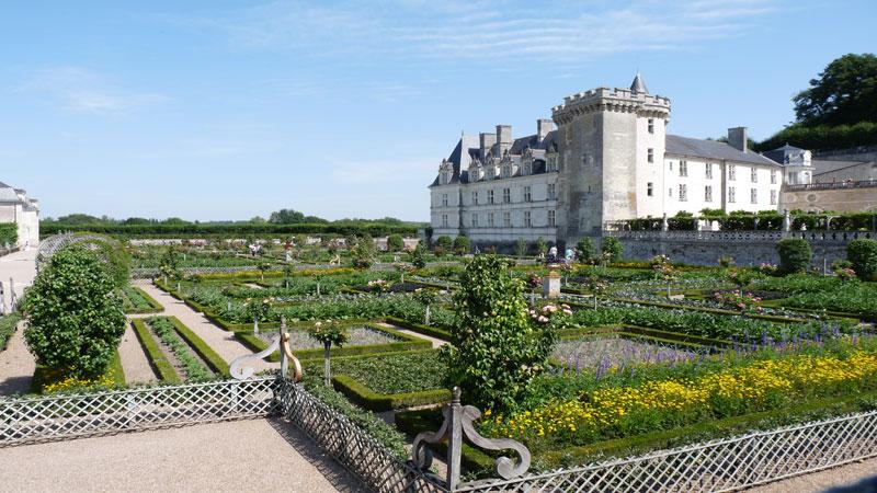 Château in Loire