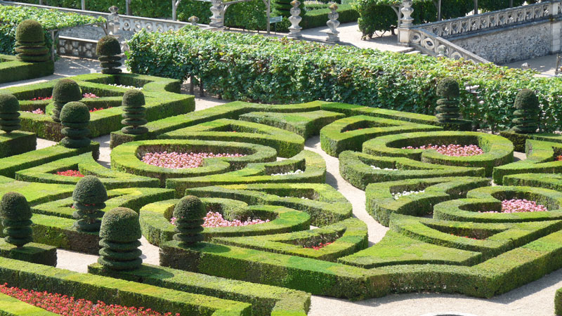 Gardens of the Loire
