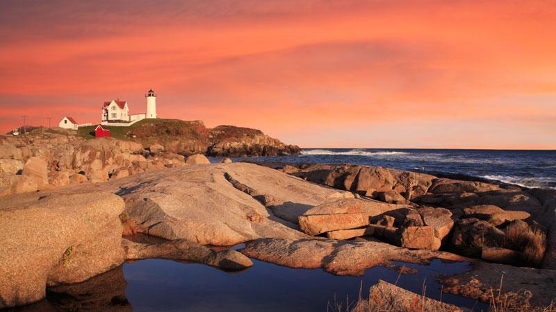 Lighthouse New England