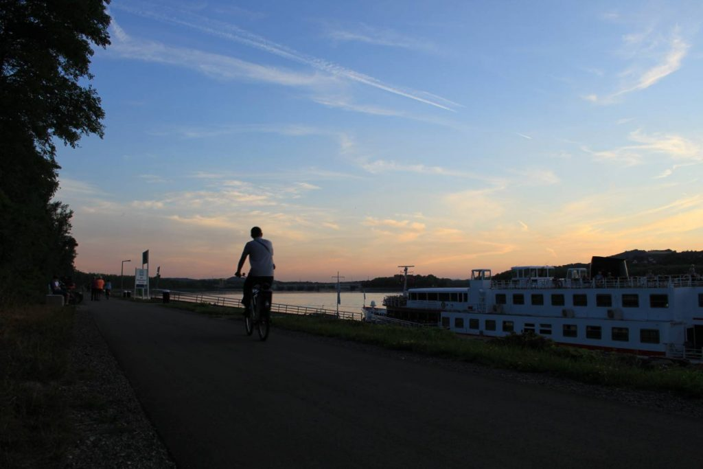 Exploring The Danube By Bike And Boat Blog Macs Adventure