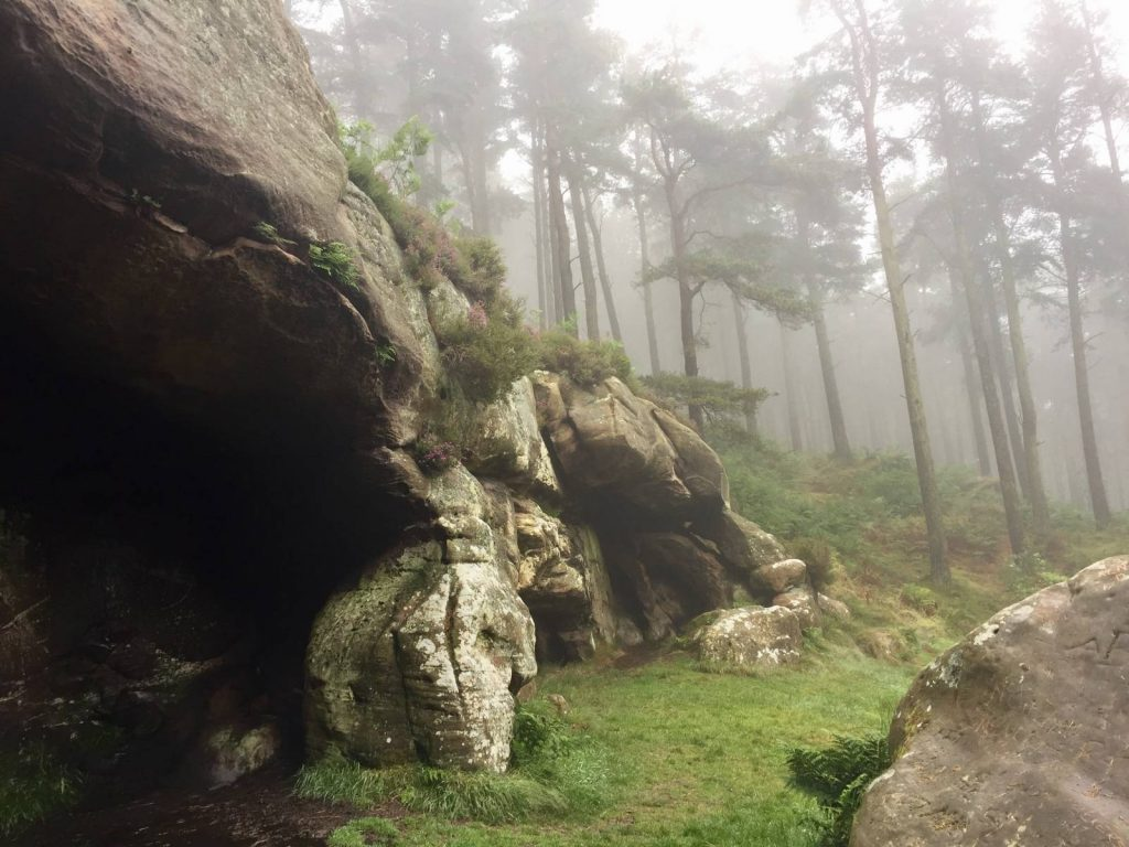 St Cuthbert's Cave Day 5