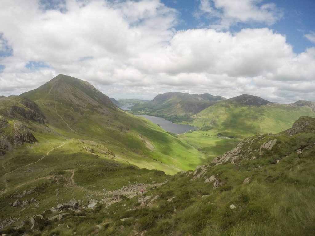 High Stile from High Crag Coast to Coast
