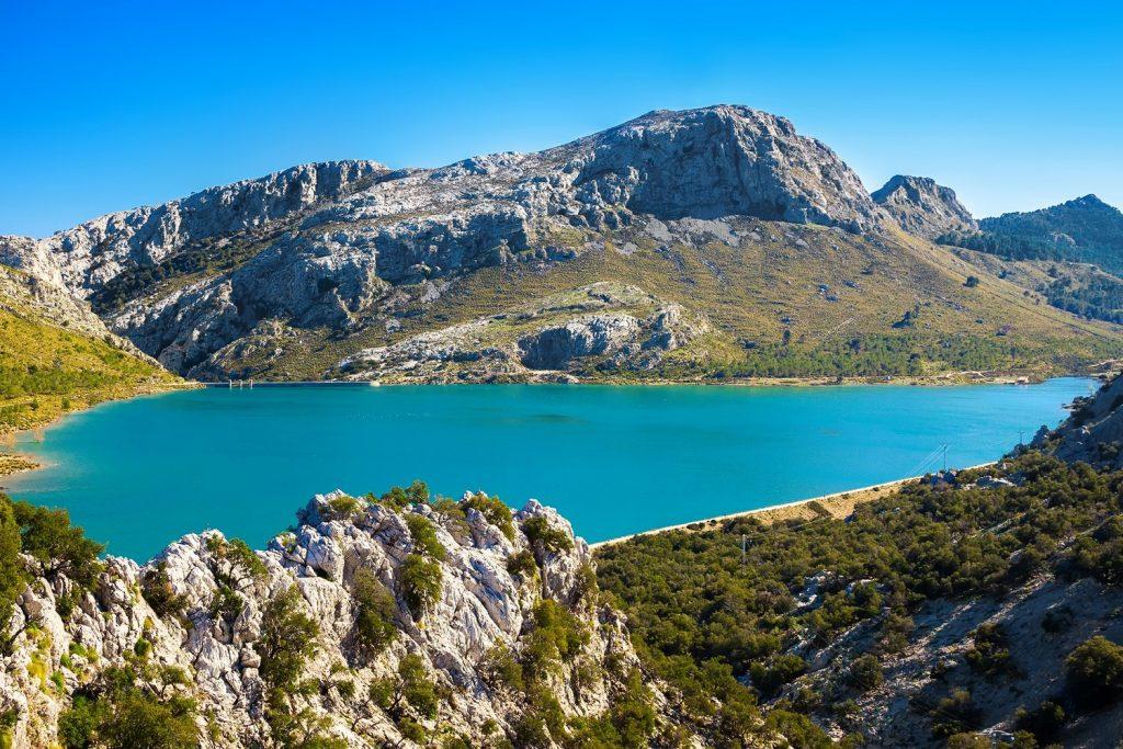 Cuber Reservoir Mallorca