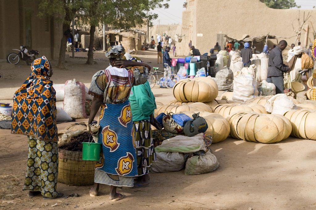 Market in Zimbabwe