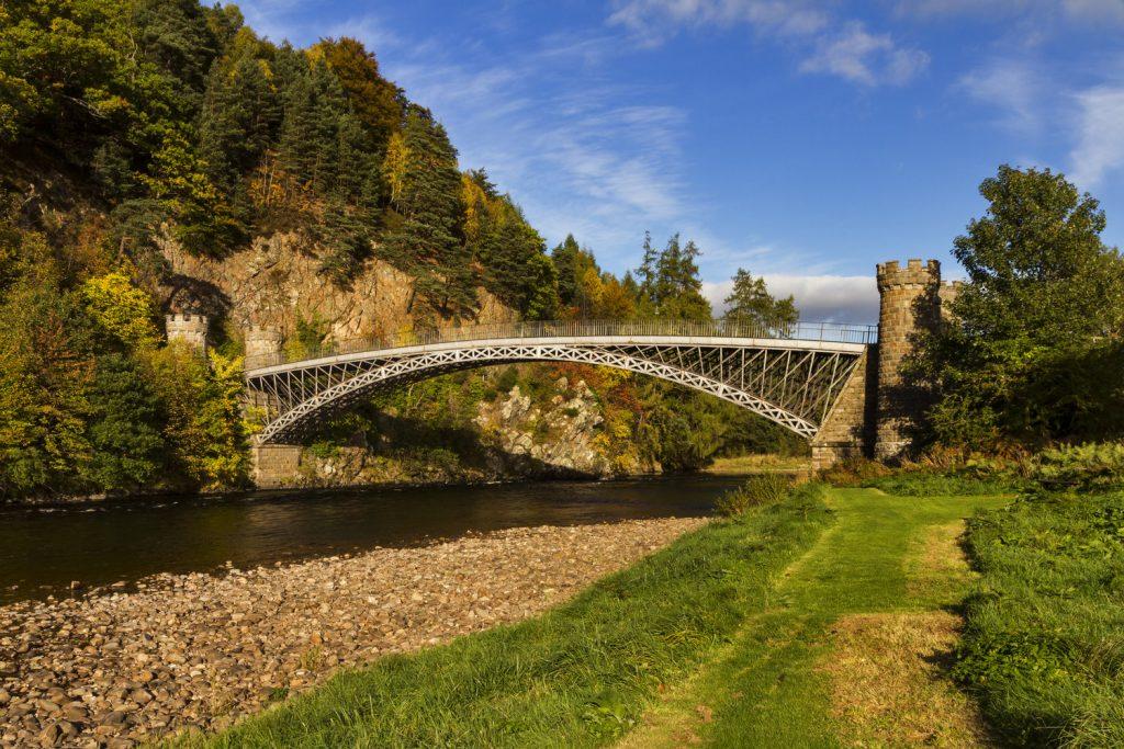 Telford Bridge Craigellachie