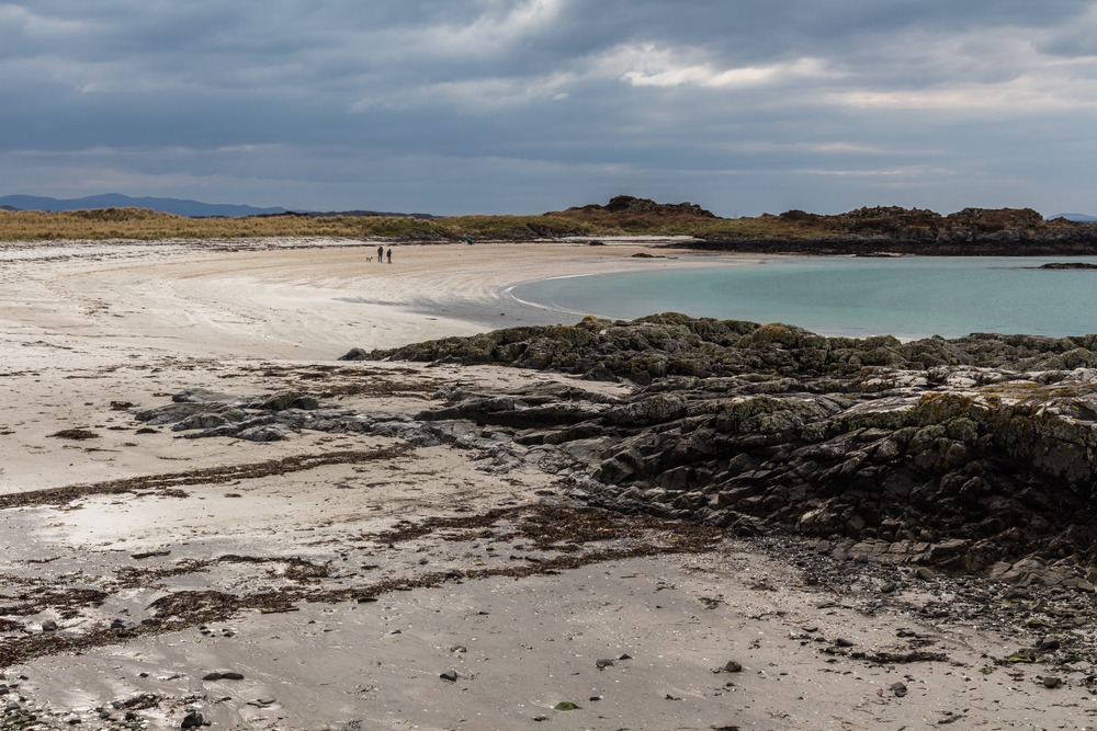 The 'Silver Sands' of Arisaig
