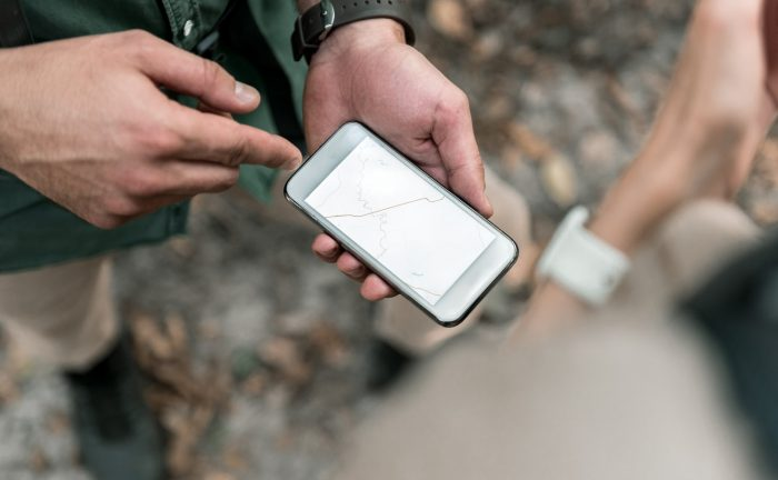 9 top phone apps for walkers and hikers