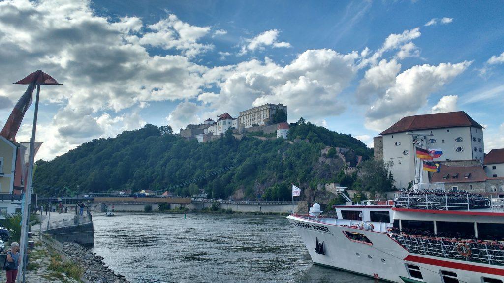 Bike & boat trips, Danube, Passau
