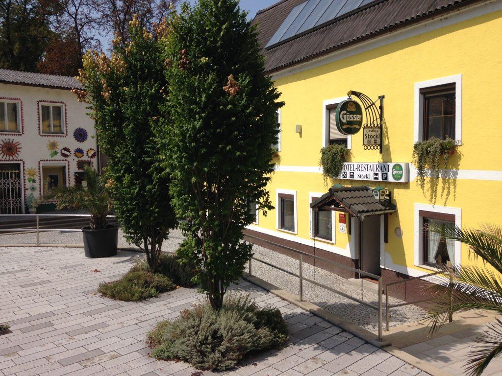 Hotel Stockl Bad Deutsch Altenburg