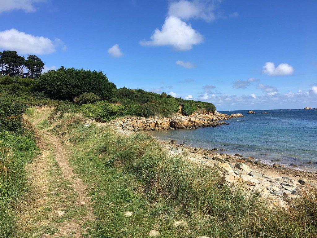 Coastal Path Walking in Brittany