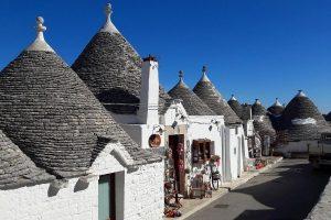 Puglia Trulli Houses