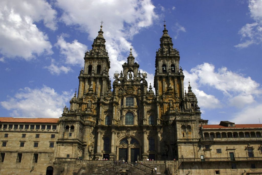 Santiago Cathedral, Spain