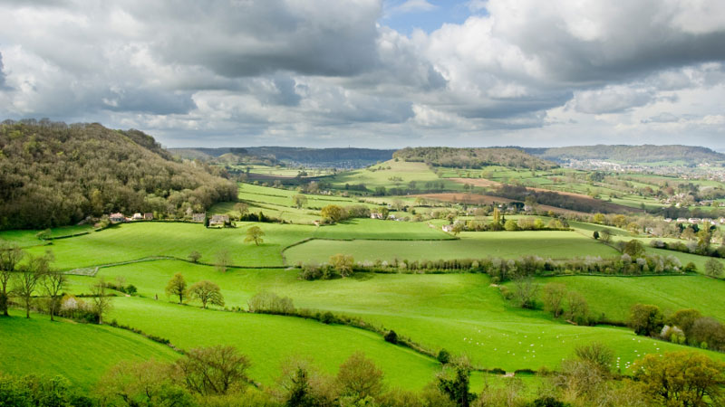 Cotswolds Scenery