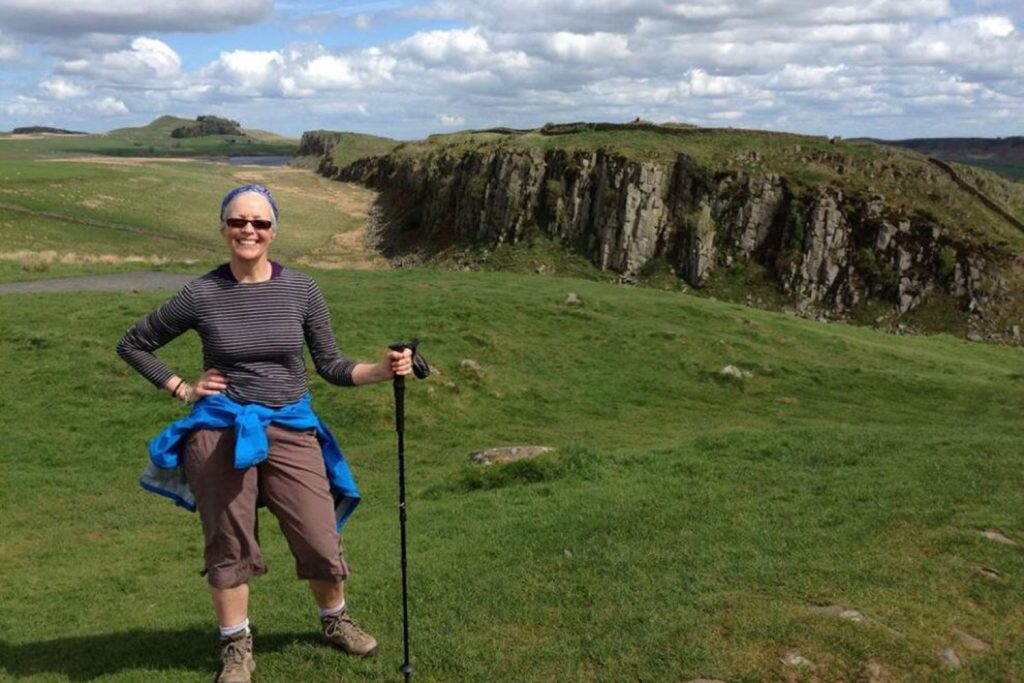 Hadrian's Wall Walker
