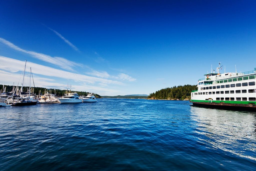 Ferries San Juan Islands