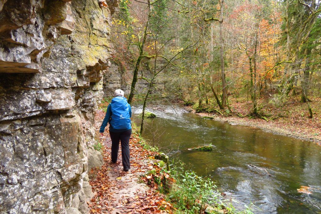 gorge walking black forest