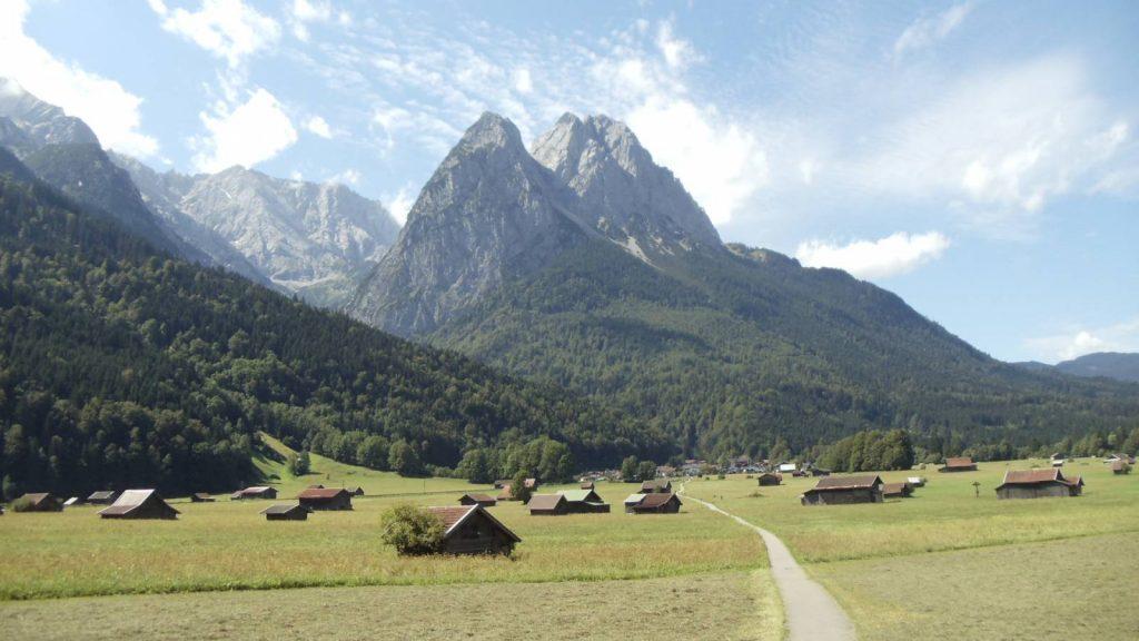 Tyrol scenery