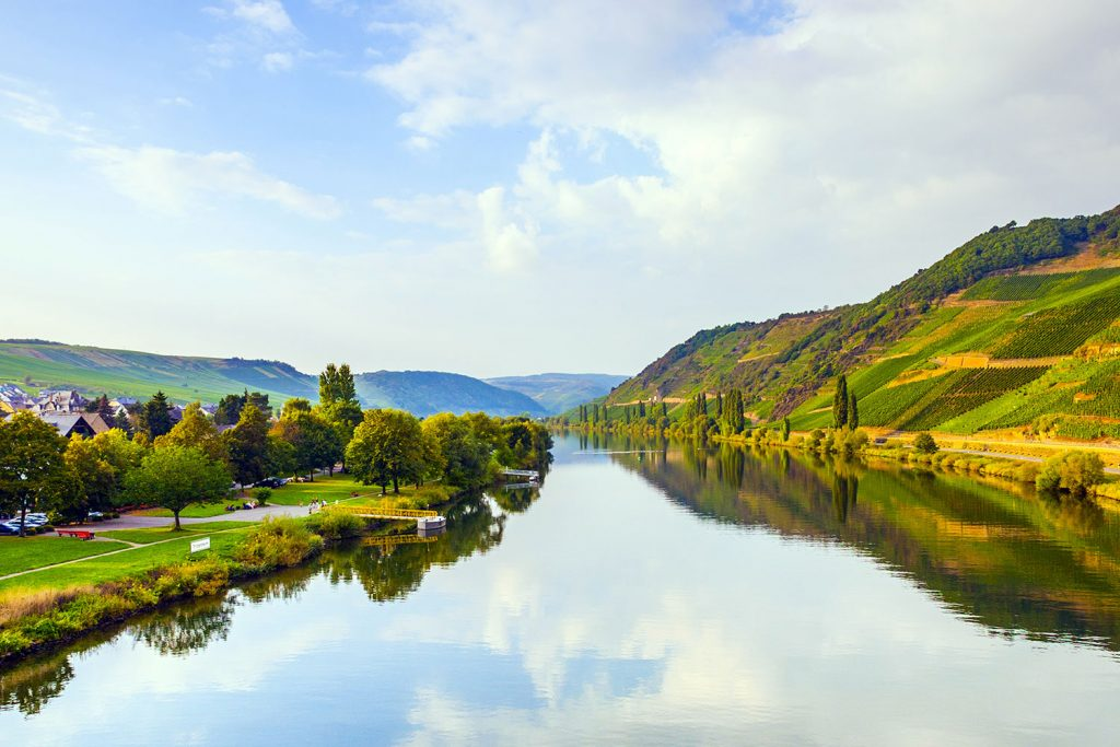 Adventure of the Week - Moselle Cycle Path