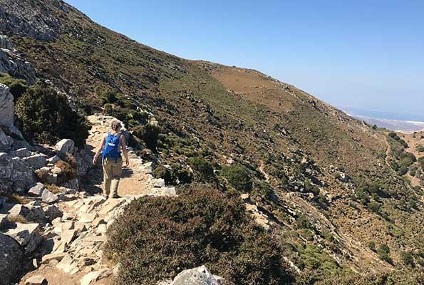 Mt Zas, Naxos