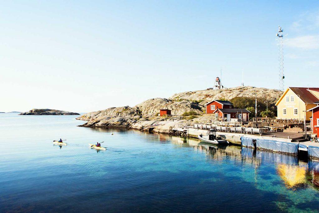 Weather Islands Sweden