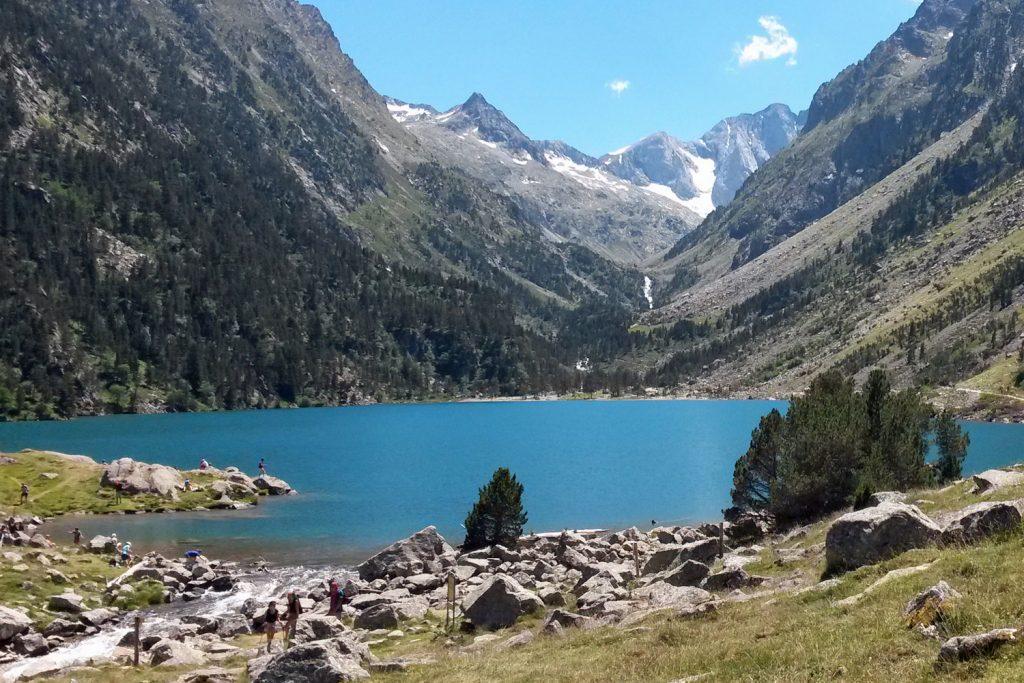Lac Gaube Pyrenees
