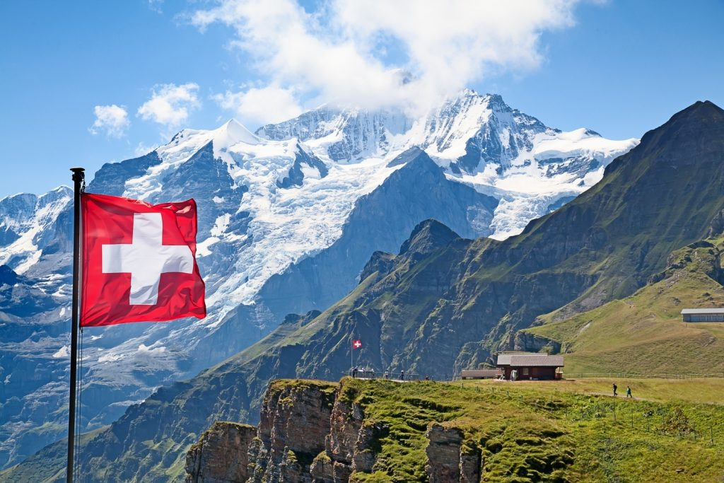 Adventure of the Week: Ultimate Swiss Alps