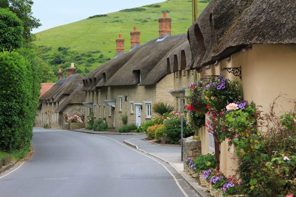 Typical Village in Dorset