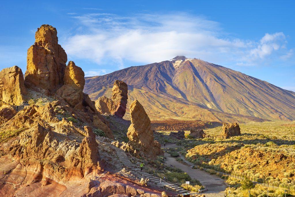 Rock formations Tenerife